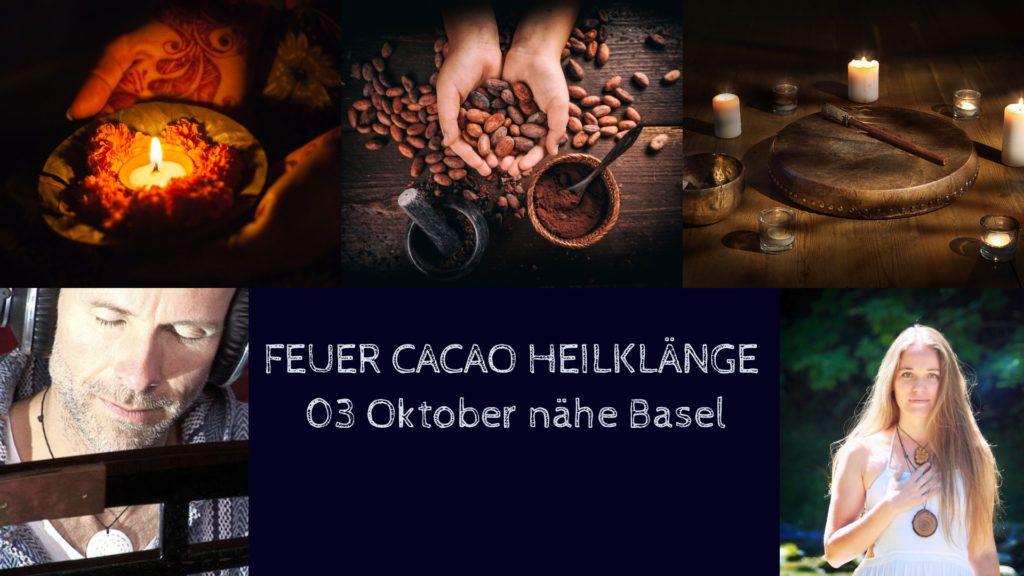 Feuer Cacao & Heilklänge