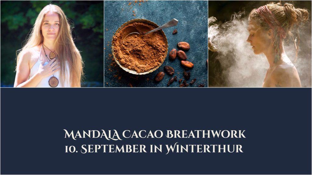 Mandala Cacao Breathwork