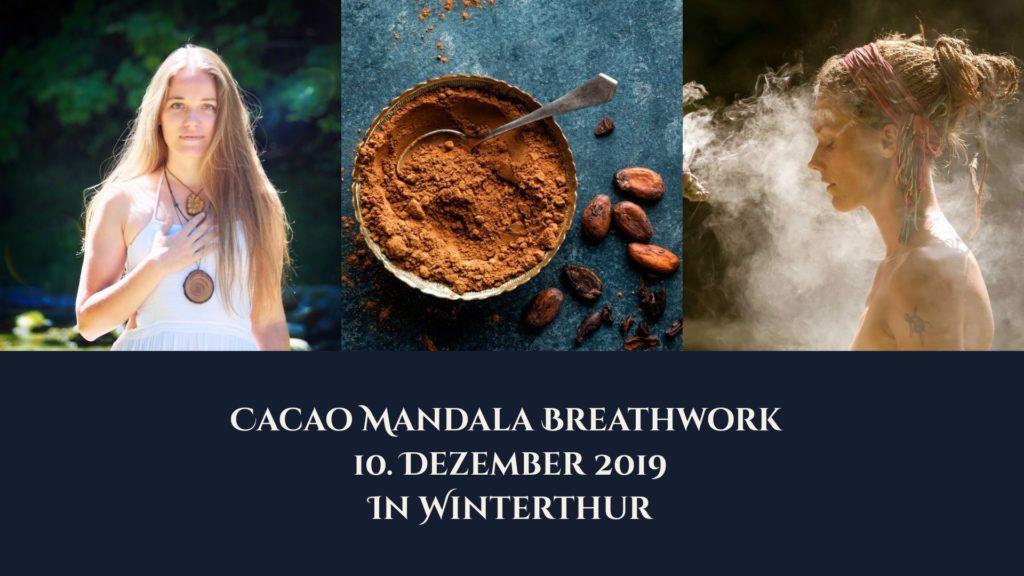 Cacao Mandala Breathwork