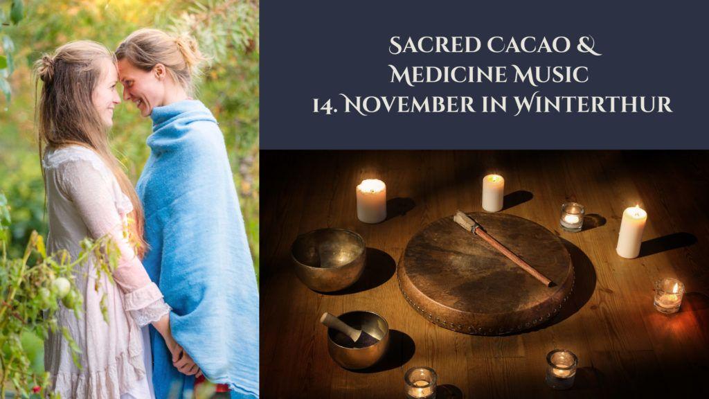 Sacred Cacao & Medicine Music