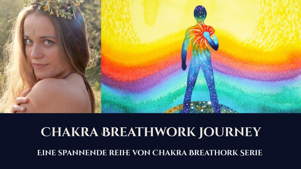 Chakra Breathwork Journey